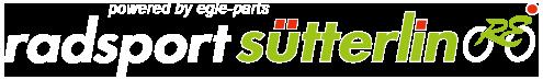 Radsport Sütterlin Logo